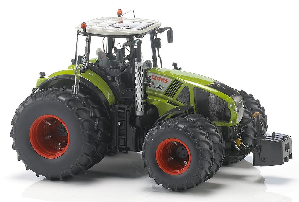 Claas Axion 950 doblre rueda, Wiking 1/32 7328