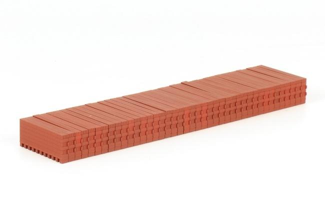 Classic Ladrillos como carga, Wsi Models 1/50 12-1023