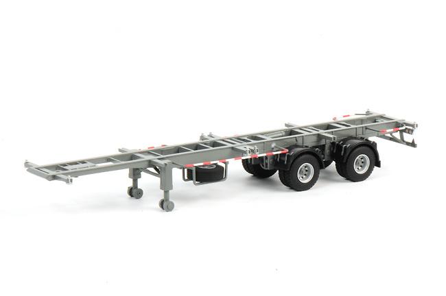 Classic trailer contenedor, Wsi Models 17-0001