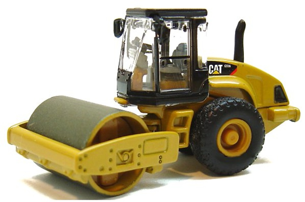 Compactador Vibratorio liso Caterpillar CS56, Norscot 55246 1/87