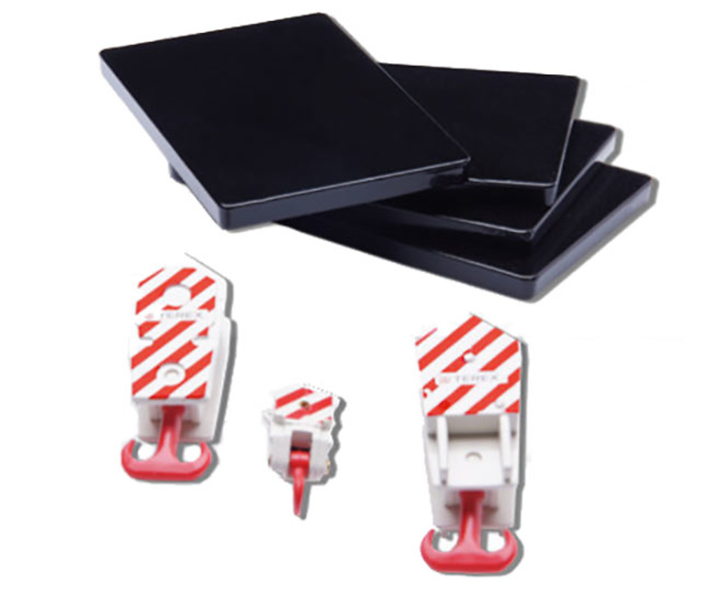 Conrad EXTRAS Set 3x ganchos y 4x placas de apoyo 99925 escala 1/50