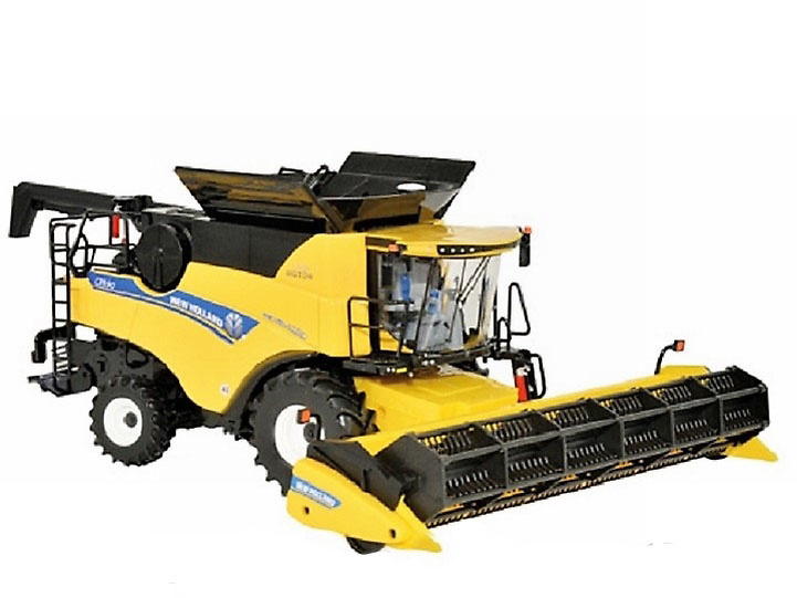 Cosechadora New Holland CR9.90 Britains 43192 escala 1/32