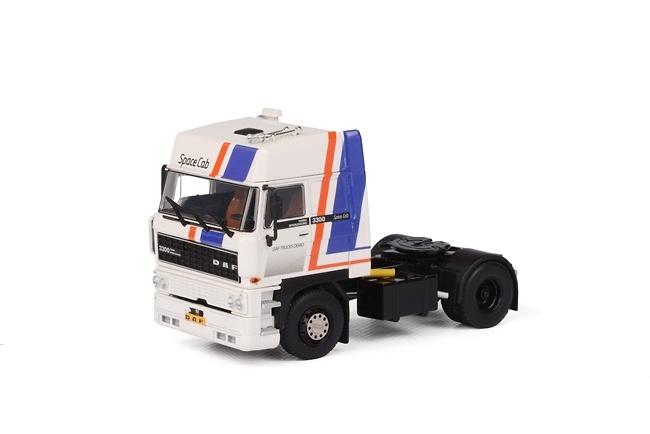 DAF 3300 Space Cab Wsi Models 13-1027 escala 1/50
