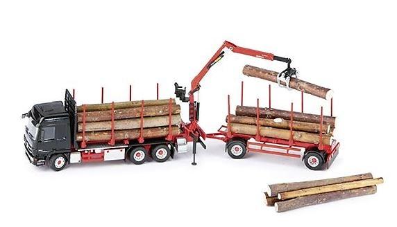 DOLL troncos cortos Mercedes Arocs Conrad Modelle 78183/01