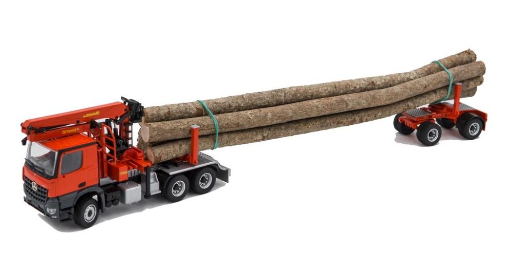 DOLL troncos largos Mercedes Arocs Conrad Modelle 78179