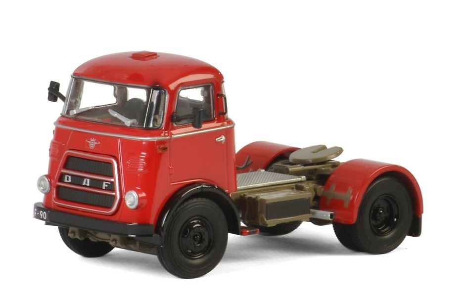 Daf 1600 Wsi Models 1/50