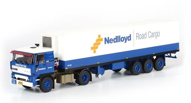 Daf 2800 + frigo Nedlloyd Wsi Models escala 1/50
