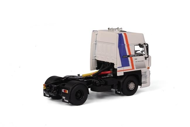 Daf 3300 Space Cab Wsi Models 13-1027 Masstab 1/50