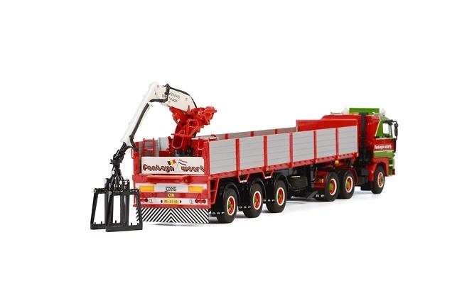 Daf 3300 transporte de piedra Wsi Models 06-1084 escala 1/50