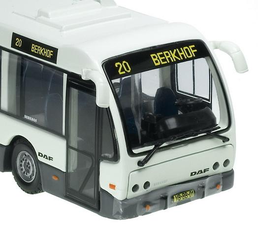 Daf Berkhof SB250 Autobus, Lion Toys 20004 escala 1/50