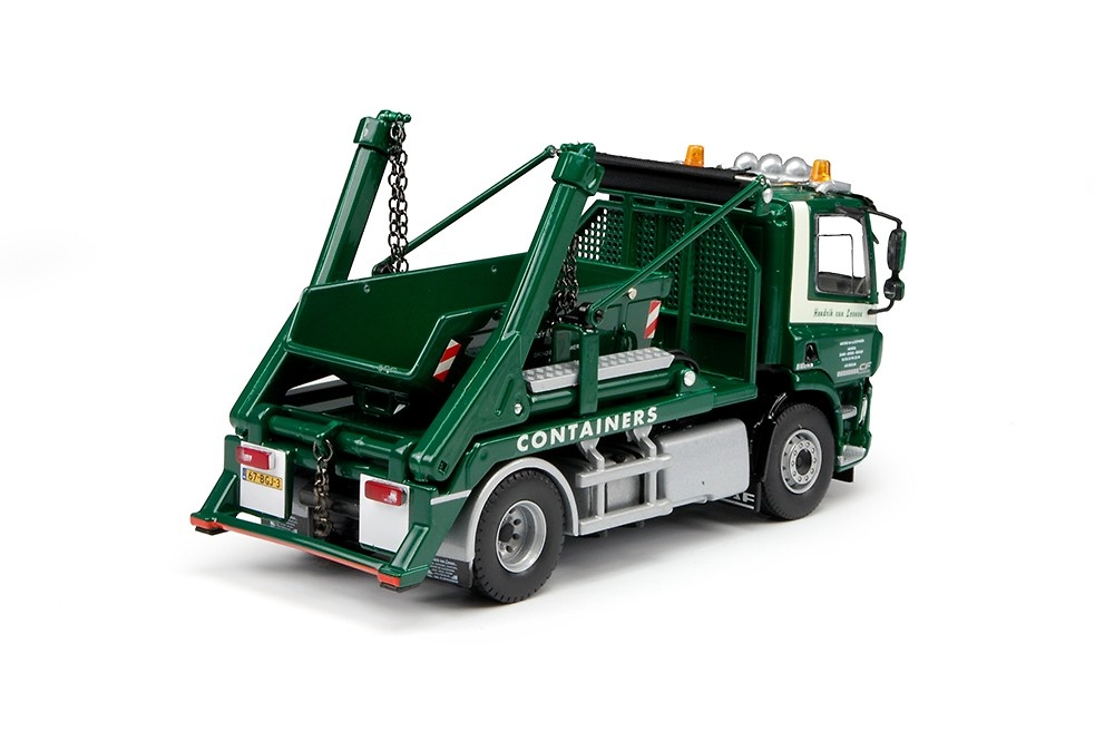 Daf CF LW porta contenedor Tekno 69545 escala 1/50
