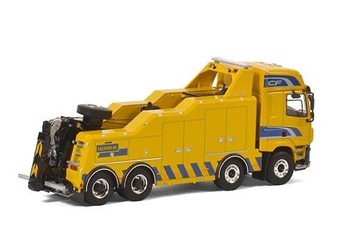 Daf CF Space Cab Wsi Models 04-2005