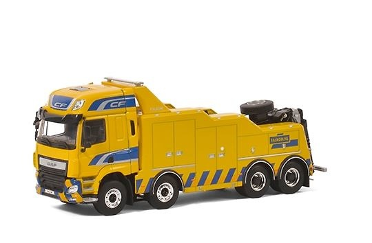 Daf CF Space Cab Wsi Models 04-2005