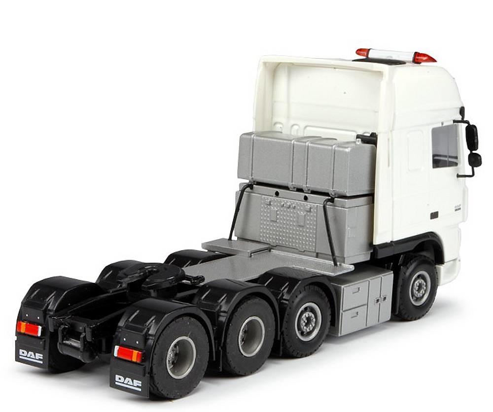 Daf XF 105 SSC 8x4 transporte especial, Lion Toys 20653 escala 1/50