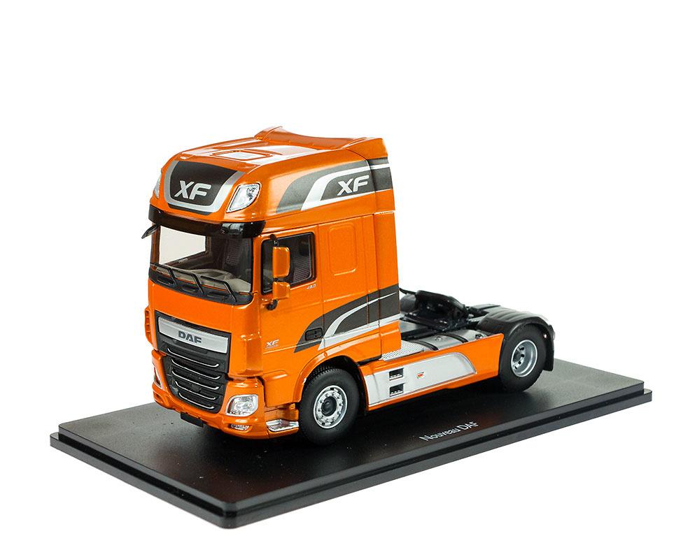 Daf XF 460 Euro 6 Eligor 115545 escala 1/43