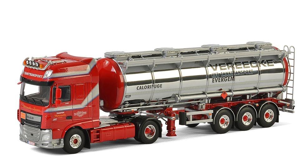 Daf XF SSC Vereecke Wsi Models 01-2325 escala 1/50