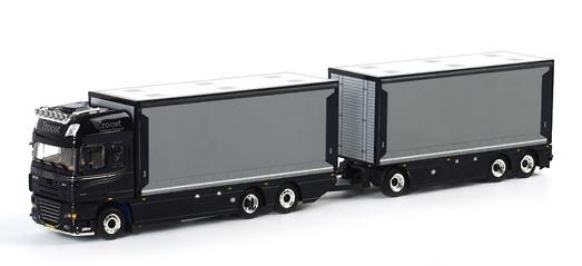 Daf Xf 105 SSC Combi Troost Wsi 01-1266 escala 1/50