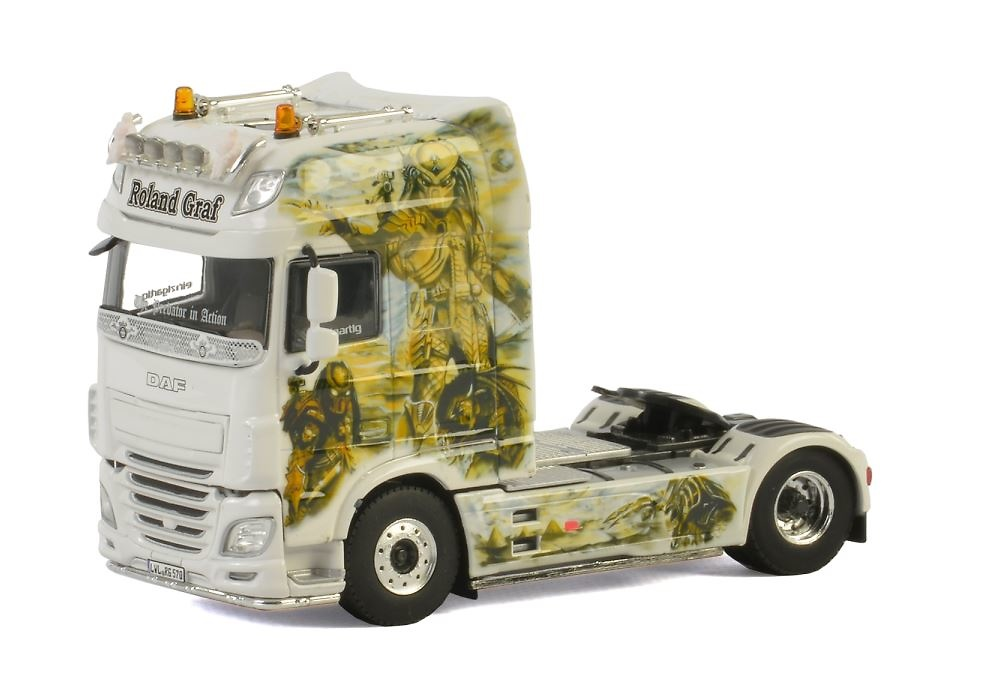 Daf Xf Super Space Cab Wsi Models 01-2469