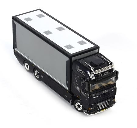 Daf Xf105 SSC Combi Troost Wsi 01-1266 escala 1/50