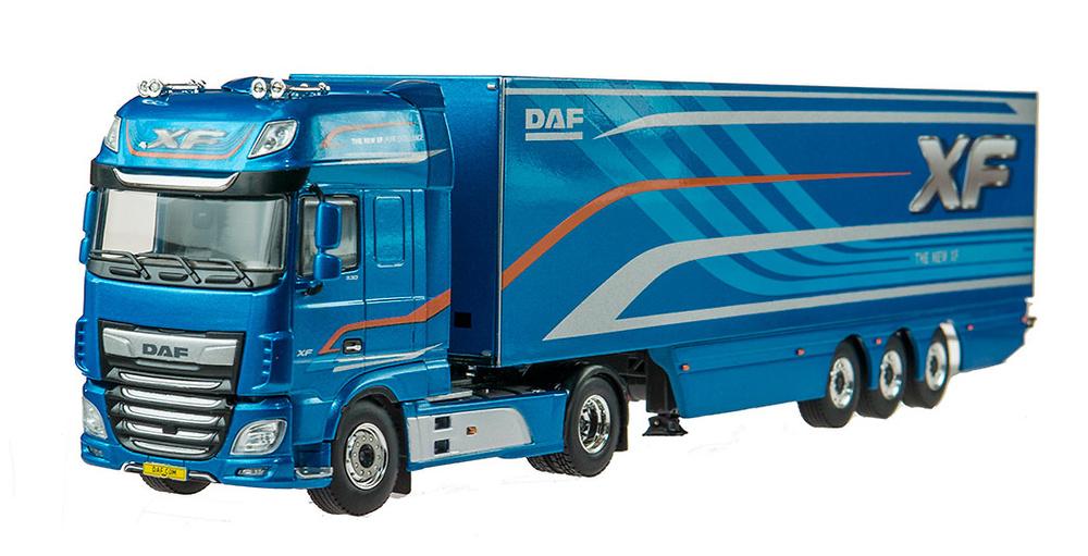 Daf new XF SSC Euro 6 Wsi Models 02-2079 escala 1/50