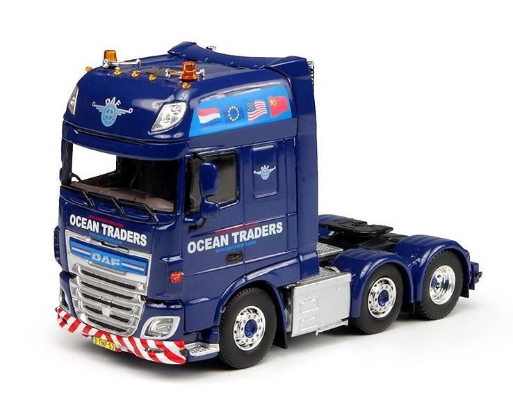 Daf xf Euro 6 SSC 4x2 - Ocean Traders - Tekno 70174 escala 1/50