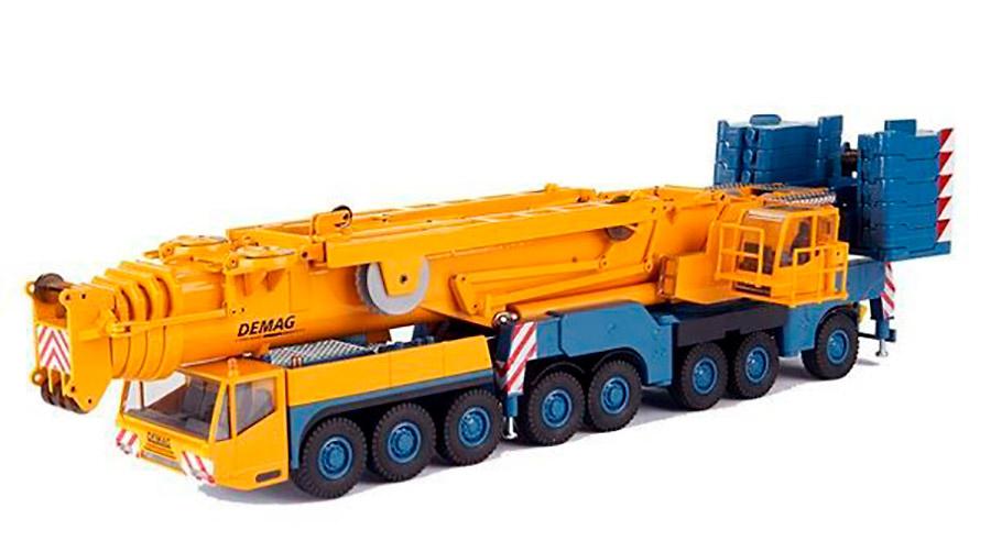 Demag AC500/2 SSL Class Conrad 2098/17 escala 1/50