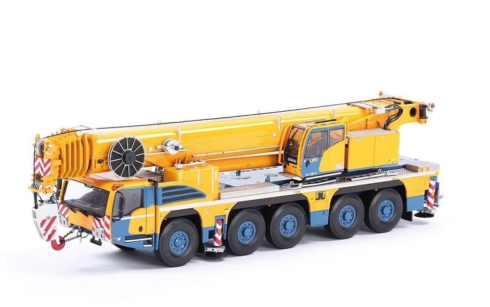 Demag- Ac-250 Imc Models 31-0084