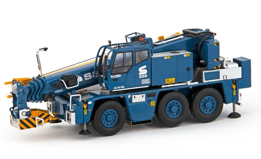 Demag- Ac 45 City Sarens Imc Models 20-1047