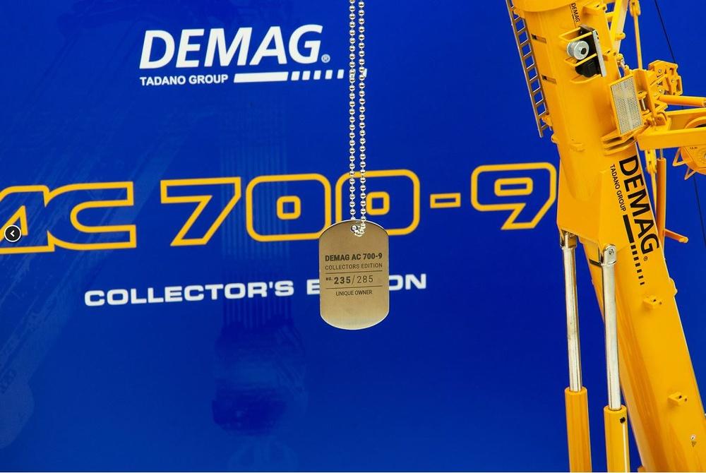 Demag- Ac 700-9 Collectors Edition Imc Models 31-0186