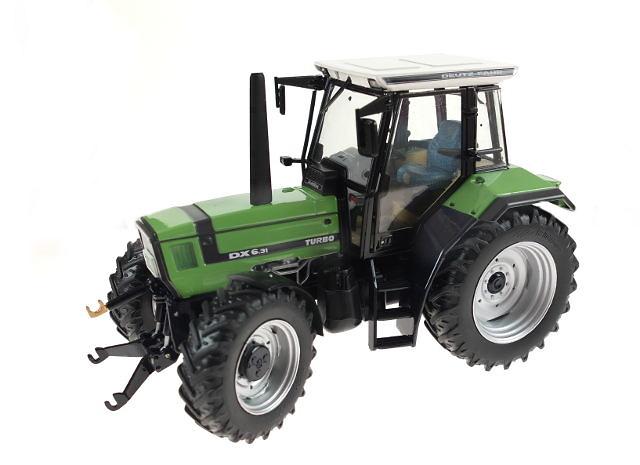 Deutz Fahr AgroStar DX 6.31, Weise Toys 1020 escala 1/32