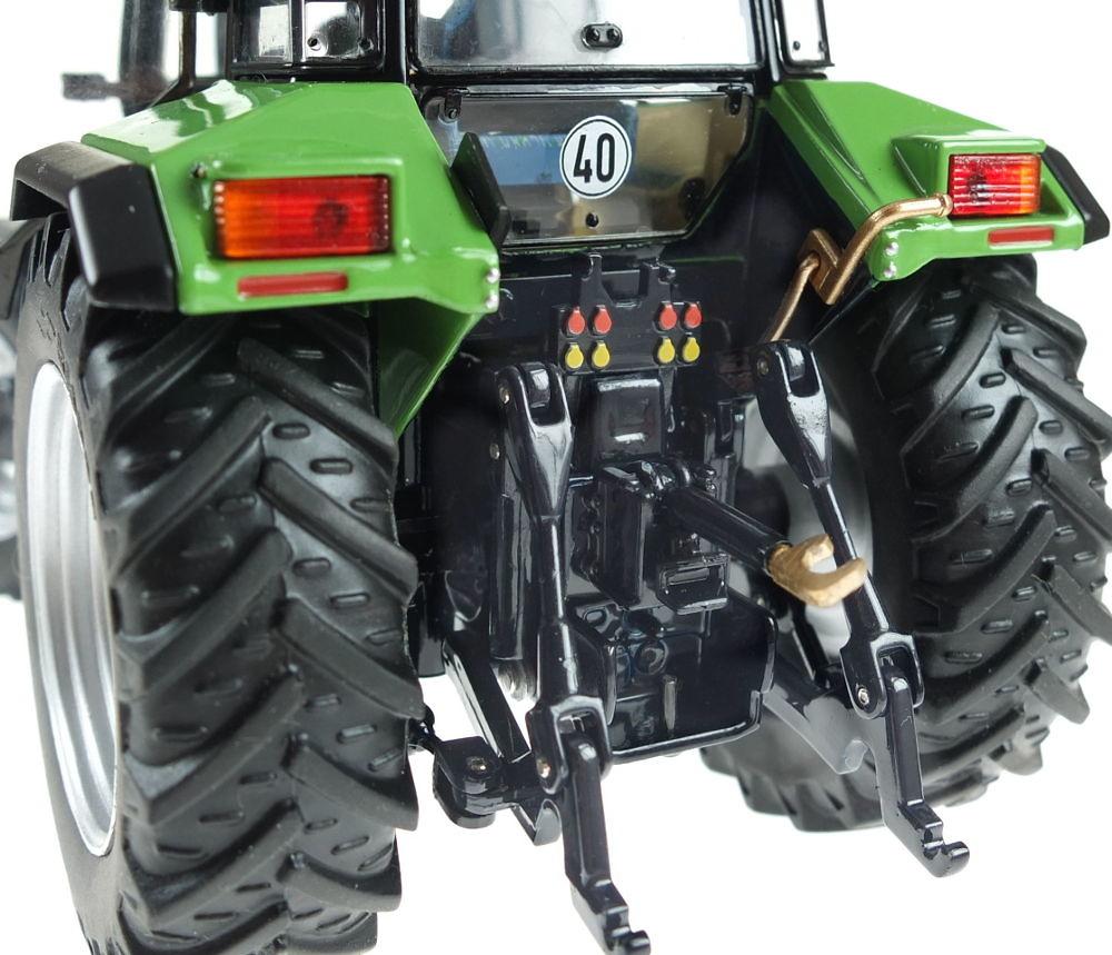 Tractor Deutz 1:32 weise toys 1020