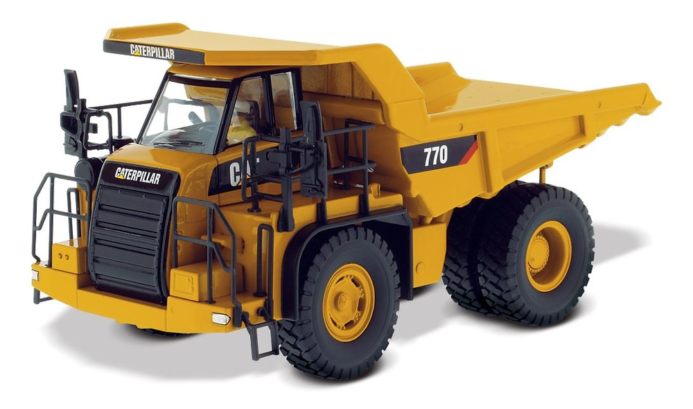 Dumper Cat 770 - Diecast Masters 85551