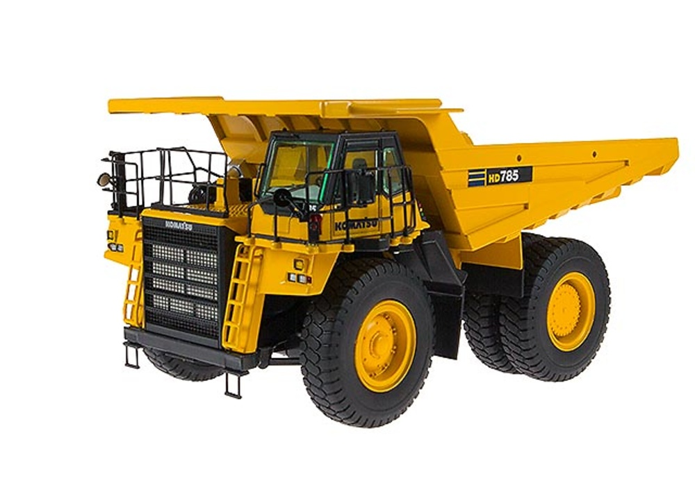 Dumper Komatsu HD785 Nzg 857 escala 1/50