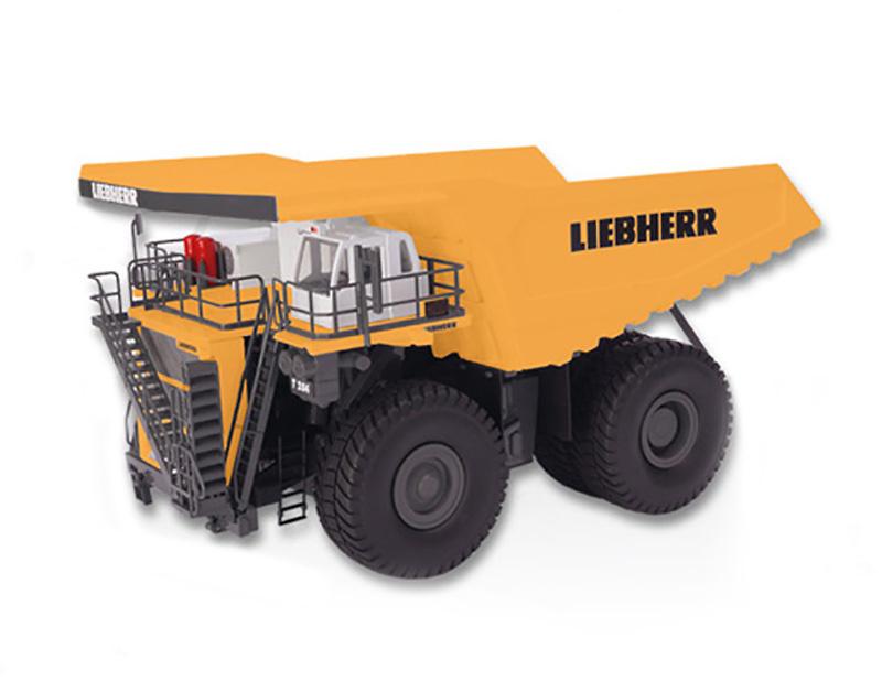 Dumper Liebherr T284 Conrad Modelle 2766/01 escala 1/50