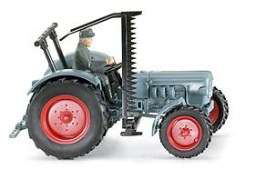 Eicher c/Segadora (1959-68) Tractor Wiking 1/87