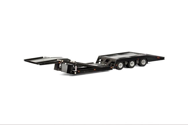 Estepe transporte cabeza tractoras Wsi Models 04-2001 escala 1/50