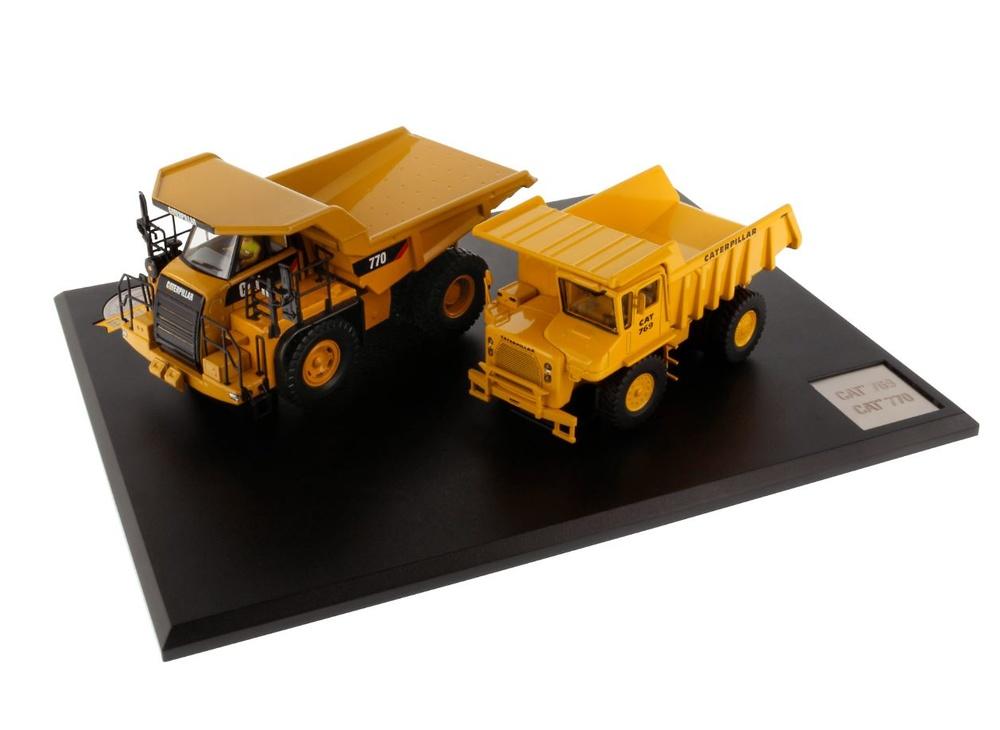 Evolution Series Cat 769 / 770 Dumper Diecast Masters 85562 escala 1/50