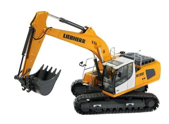 Excavadora Liebherr R936 Litronic Nzg 957 escala 1/50