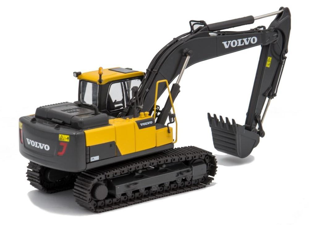 Excavadora cadenas Volvo - EC200D Motorart 300083 escala 1/50