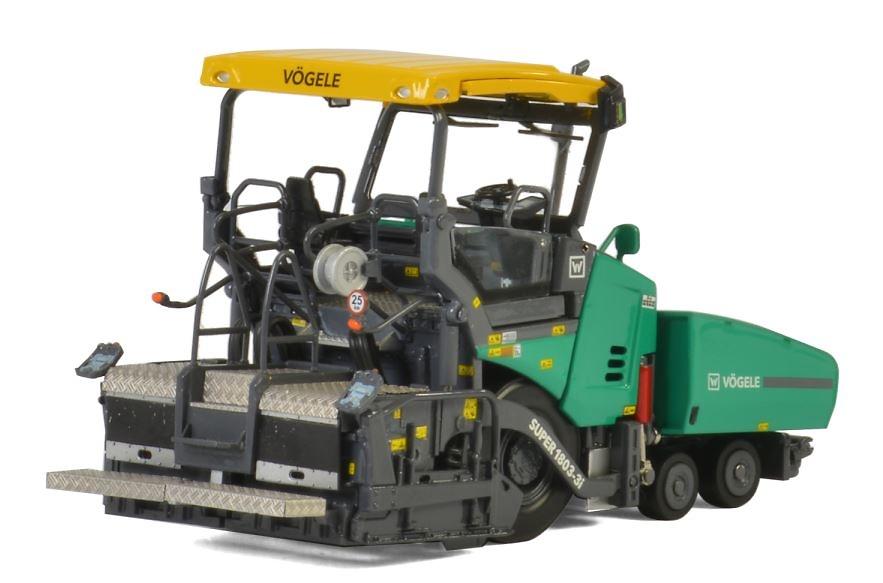 Extendedora de ruedas Voegele Super 1803-3 Wsi Models 2065 escala 1/50