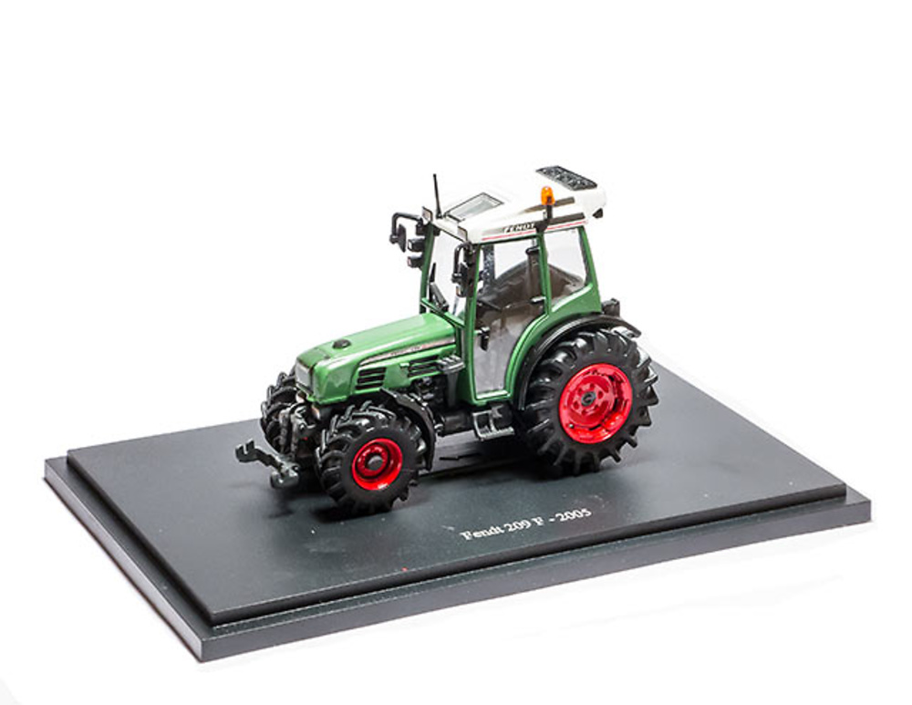Fendt 209 F - 2005 - coleccion HACHETTE / Universal Hobbies escala 1/43