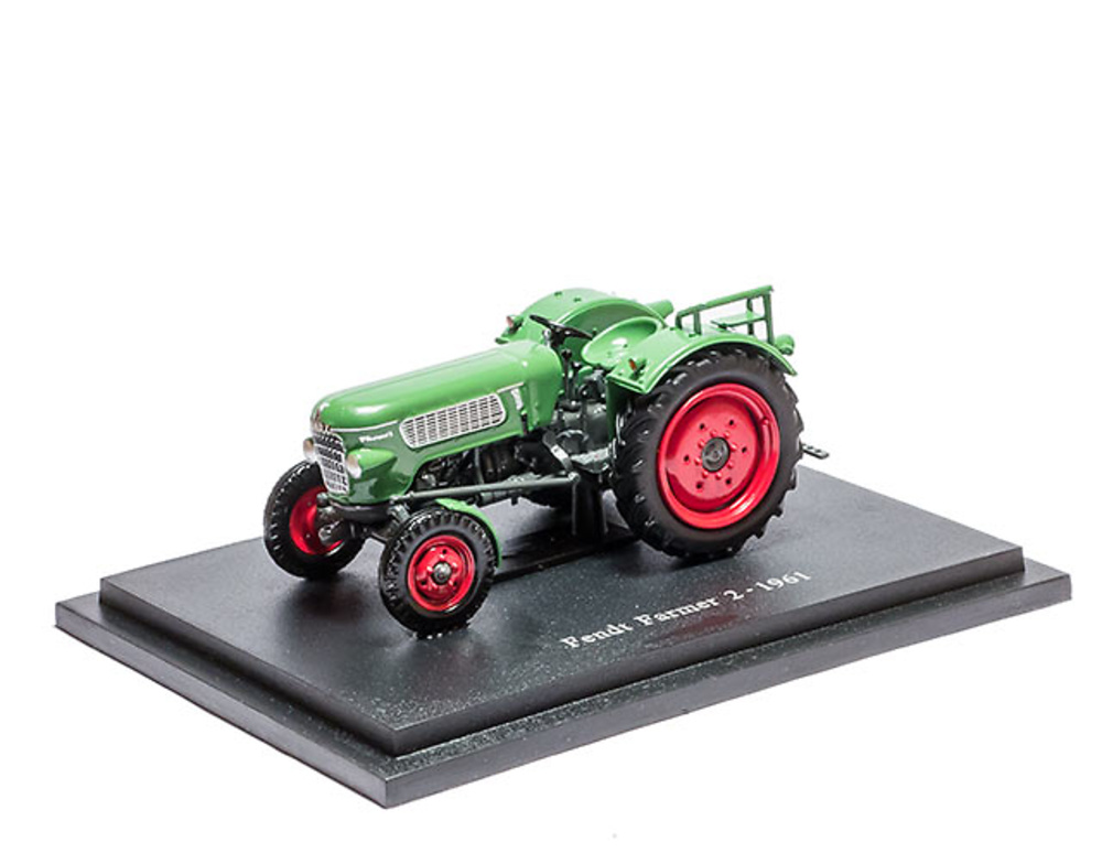 Fendt Farmer 2 - 1961 - coleccion HACHETTE / Universal Hobbies escala 1/43