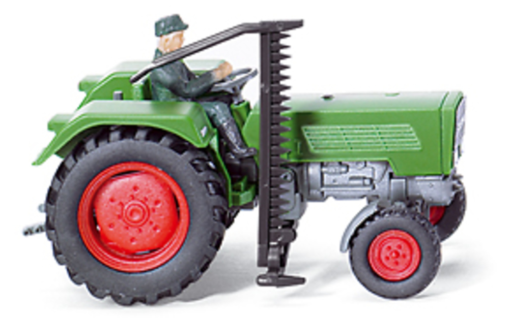 Fendt Farmer 2S Tractor con conductor Wiking 1/87