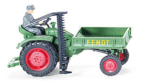 Fendt con conductor 1957-1968 Wiking 089939 1/87