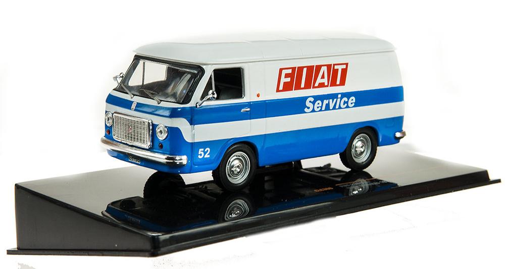 Furgoneta Fiat 238 Service - Ixo Models 1/43