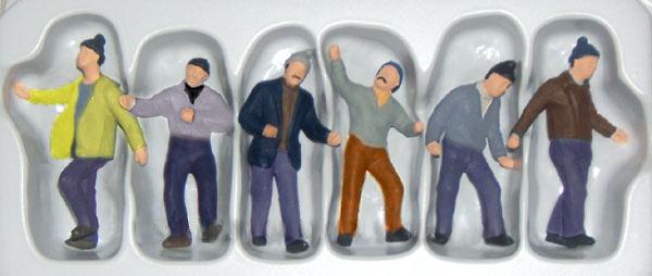 Figuras trabajadores, Preiser 68211 - B
