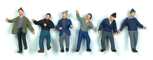 Figuras trabajadores, Preiser 1/50 68211