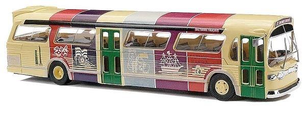 FISHBOWL Bus Baltimore Busch 1/87