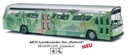 Fishbowl Bus Edmonton Busch 1/87