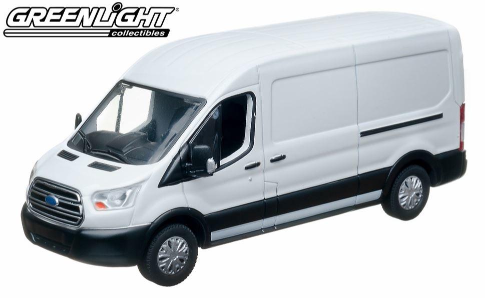 Ford Transit - 2015 Greenlight 86039 escala 1/43